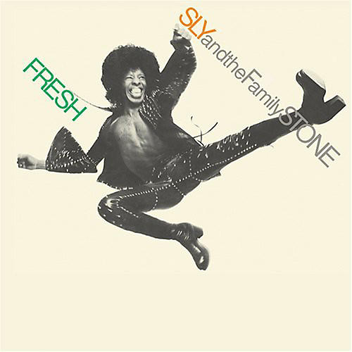 Alliance Sly & the Family Stone - Fresh thumbnail