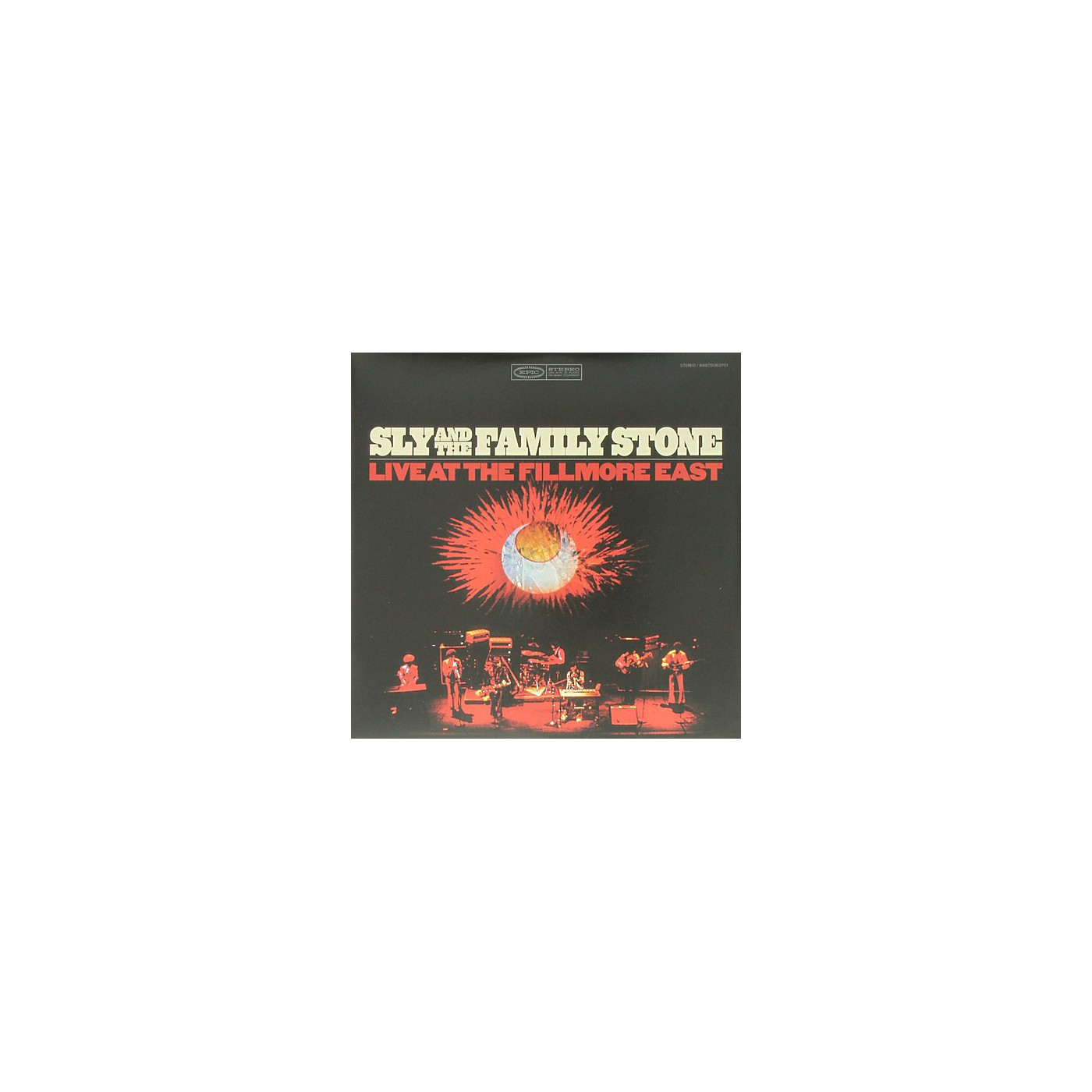 Alliance Sly & the Family Stone - Live at the Fillmore thumbnail