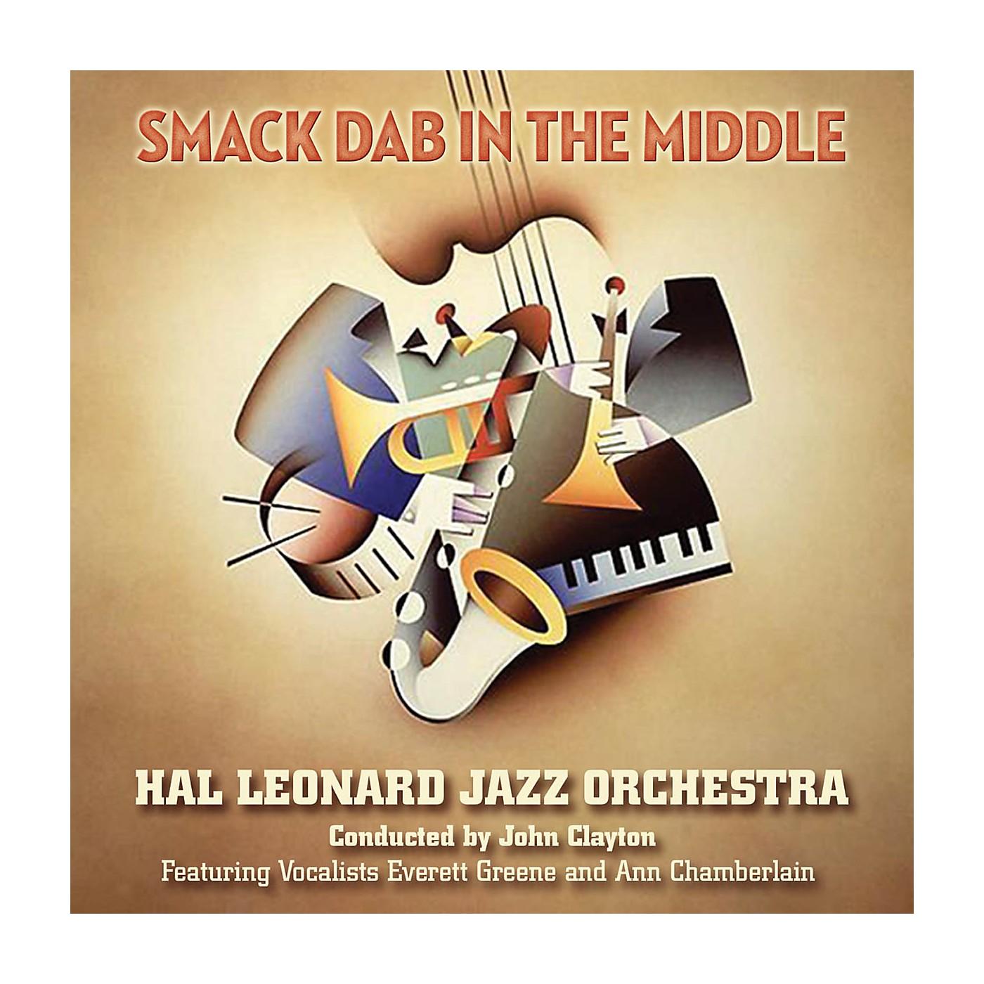 Hal Leonard Smack Dab in the Middle Jazz Band Level 5 Arranged by Sammy Nestico thumbnail
