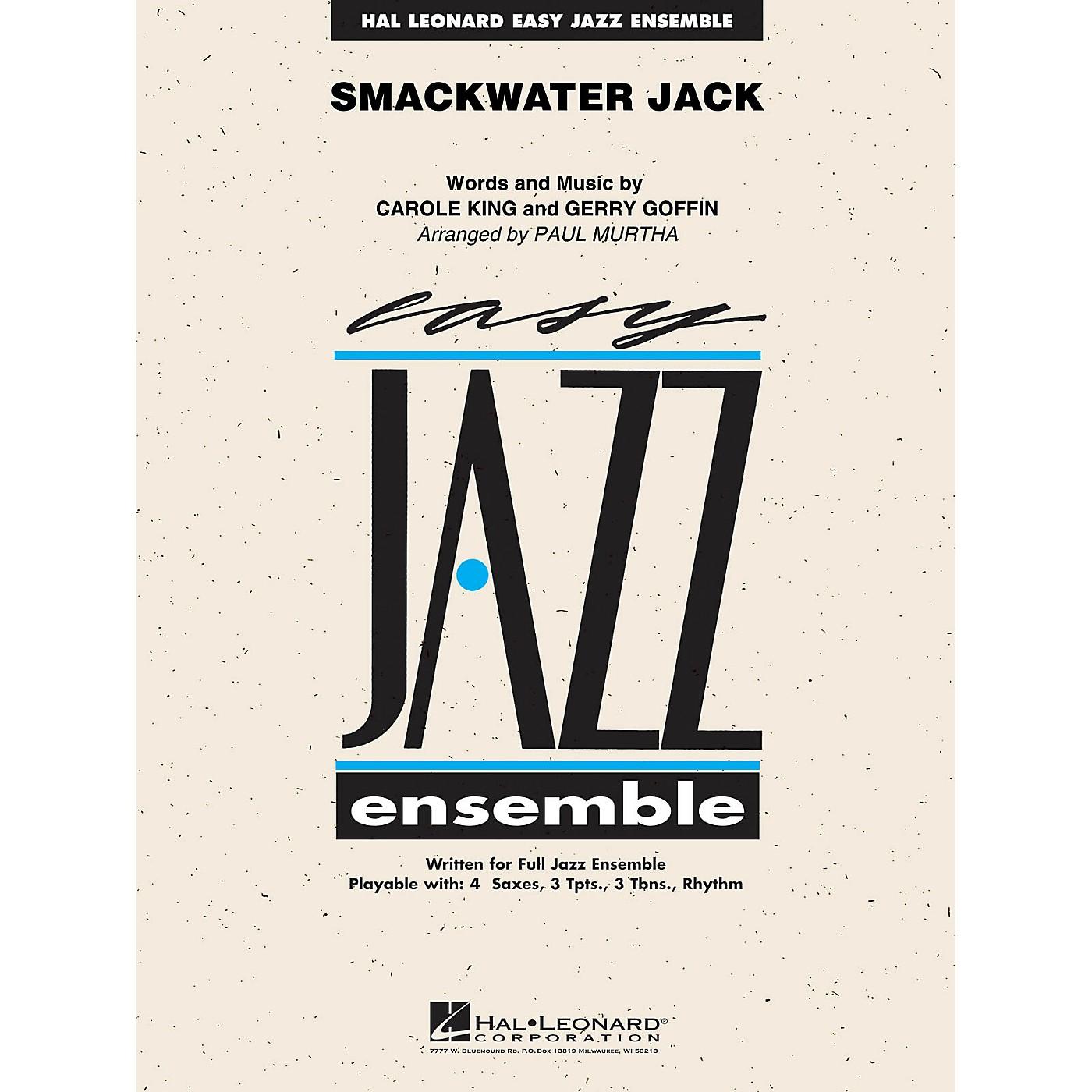 Hal Leonard Smackwater Jack Jazz Band Level 2 Arranged by Paul Murtha thumbnail