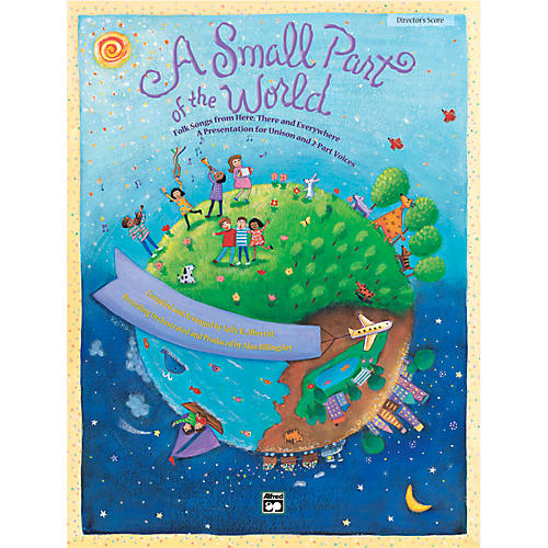 Alfred Small Part of the World - Score and 10 Books thumbnail