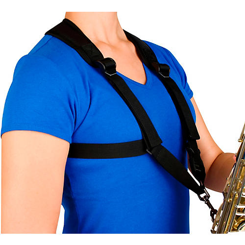 Protec Smaller Padded Harness For Alto / Tenor / Baritone Saxophone thumbnail