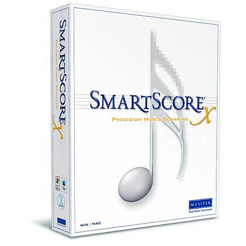 Musitek SmartScore X2 Pro Music Scanning Software 2-Pack-thumbnail