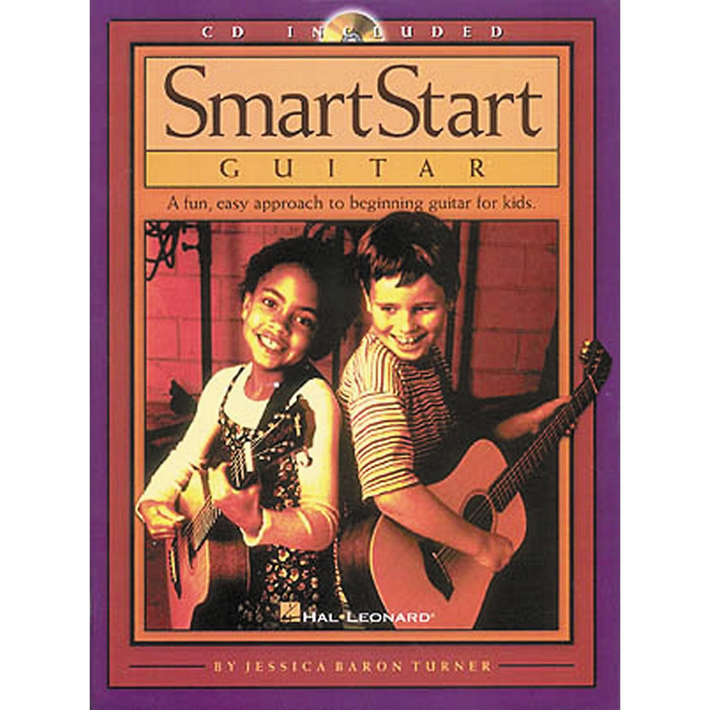 Hal Leonard SmartStart Guitar (Book/CD) thumbnail