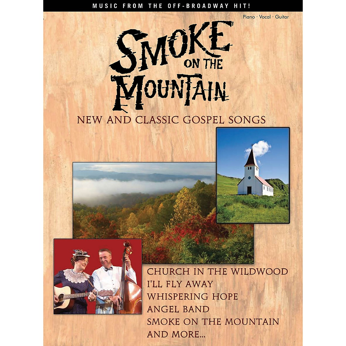 Shawnee Press Smoke on the Mountain (New and Classic Gospel Songs) Shawnee Press Series Softcover thumbnail