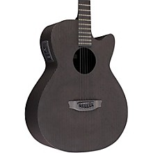 RainSong Smokey All-Carbon Stagepro Element Acoustic-Electric Guitar