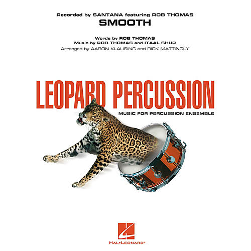 Hal Leonard Smooth Concert Band Level 3 by Rob Thomas Arranged by Aaron Klausing thumbnail