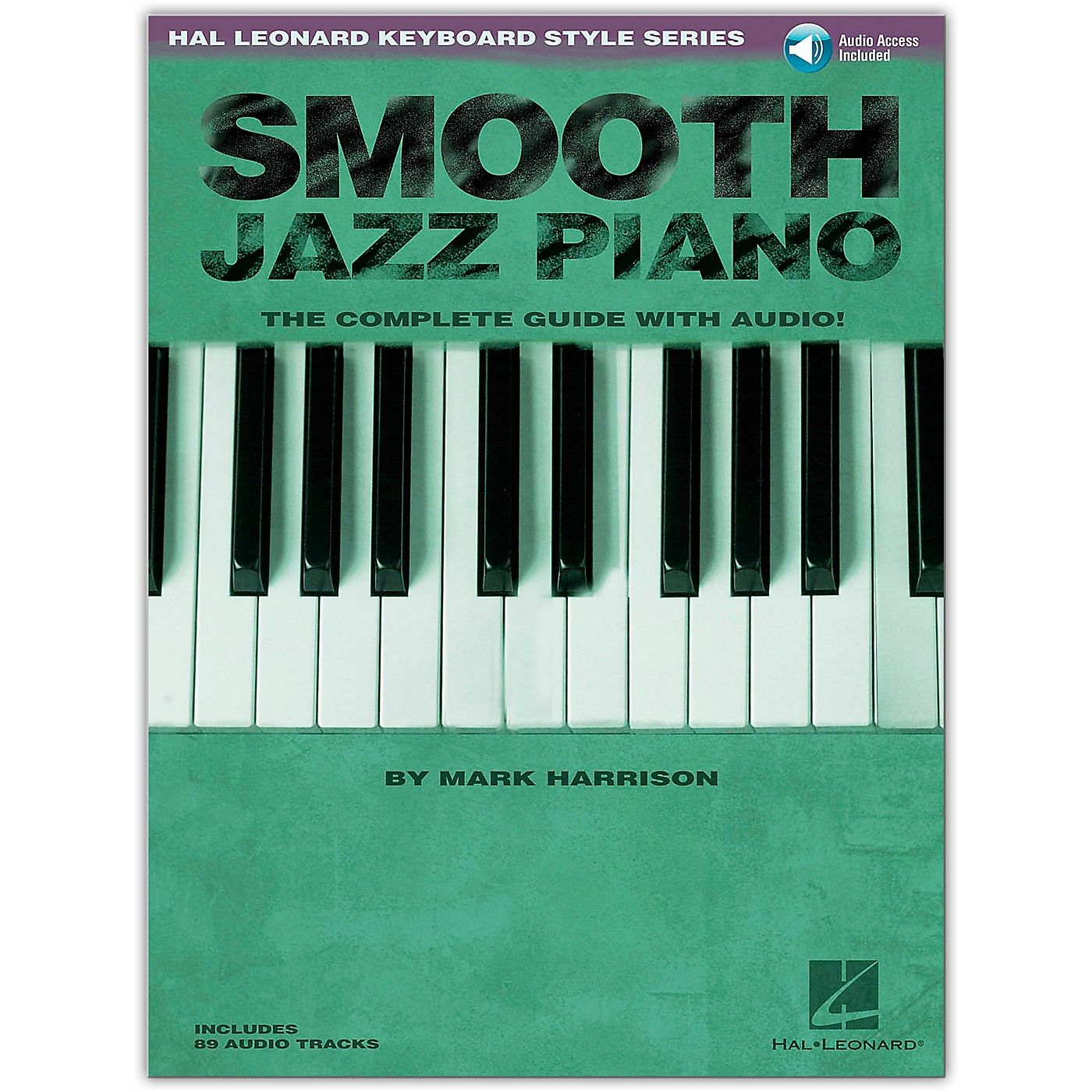 Hal Leonard Smooth Jazz Piano - Hl Keyboard Style Series (Book/Online Audio) thumbnail