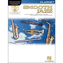Hal Leonard Smooth Jazz for Clarinet Book/CD