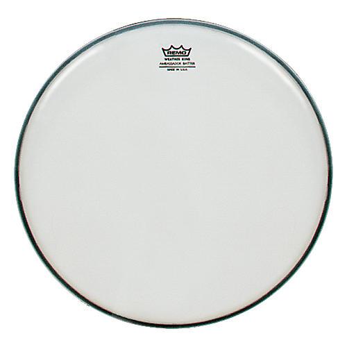 Remo Smooth White Ambassador Batter Drumhead thumbnail