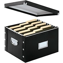 Vaultz Snap-N-Store Letter/Legal Size File Box
