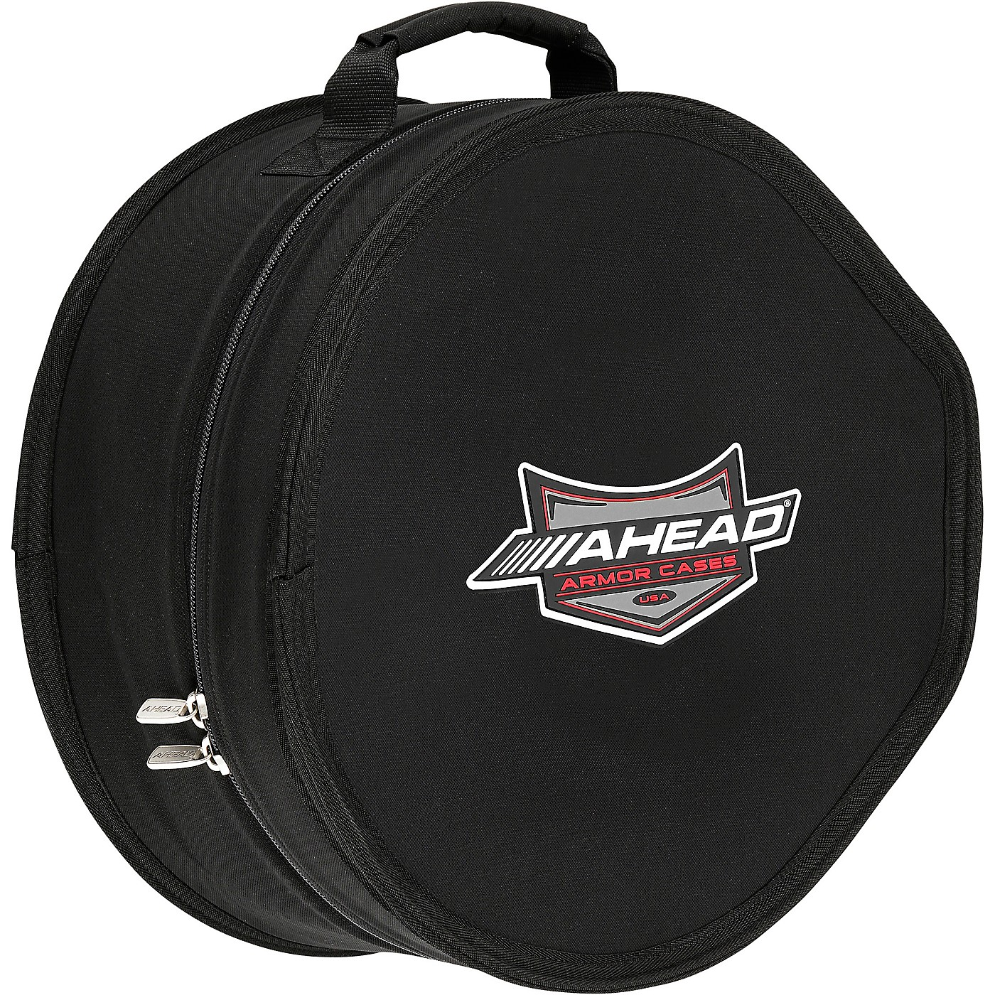 Ahead Snare Drum Case with Cutout for Snare Rail thumbnail