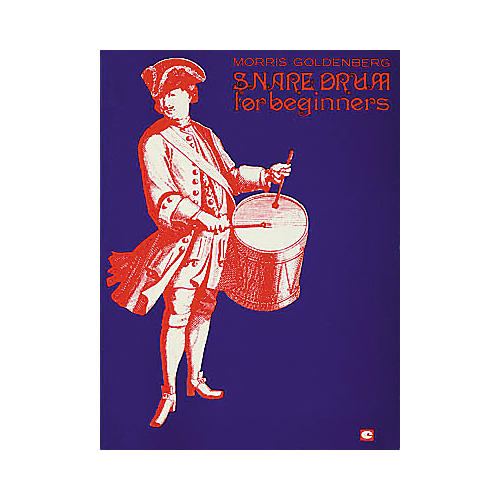 Hal Leonard Snare Drum for Beginners thumbnail