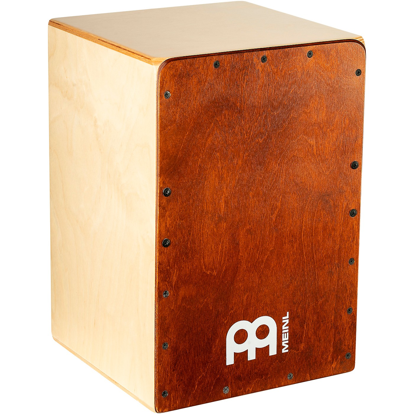 Meinl Snarecraft Cajon with Almond Birch Frontplate thumbnail