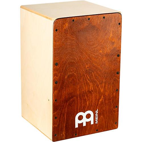 Meinl Snarecraft Series Cajon with Almond Birch Frontplate thumbnail