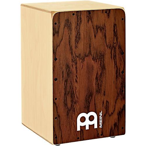 Meinl Snarecraft Series Cajon with Dark Eucalyptus Frontplate thumbnail