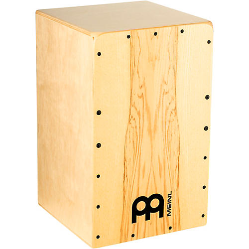 Meinl Snarecraft Series Cajon with Heart Ash Frontplate thumbnail