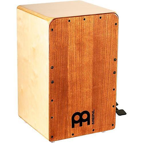 Meinl Snarecraft Series Professional Cajon with American White Ash Frontplate thumbnail