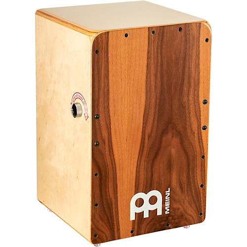 Meinl Snarecraft Series Professional Cajon with Walnut Frontplate thumbnail