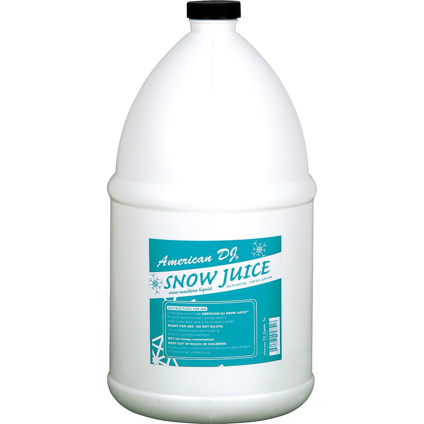 American DJ Snow Juice - Gallon thumbnail