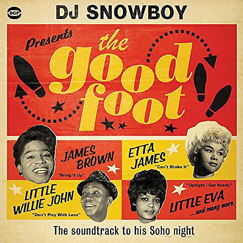 Alliance Snowboy - DJ Snowboy Presents the Good Foot / Various thumbnail