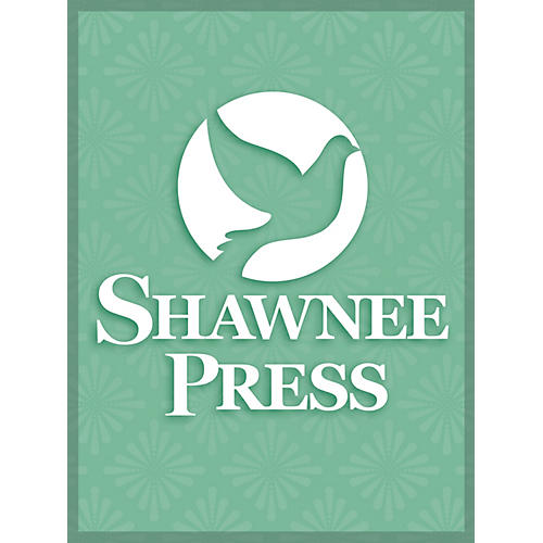 Shawnee Press Snowfall SATB a cappella Composed by Gene Puerling thumbnail