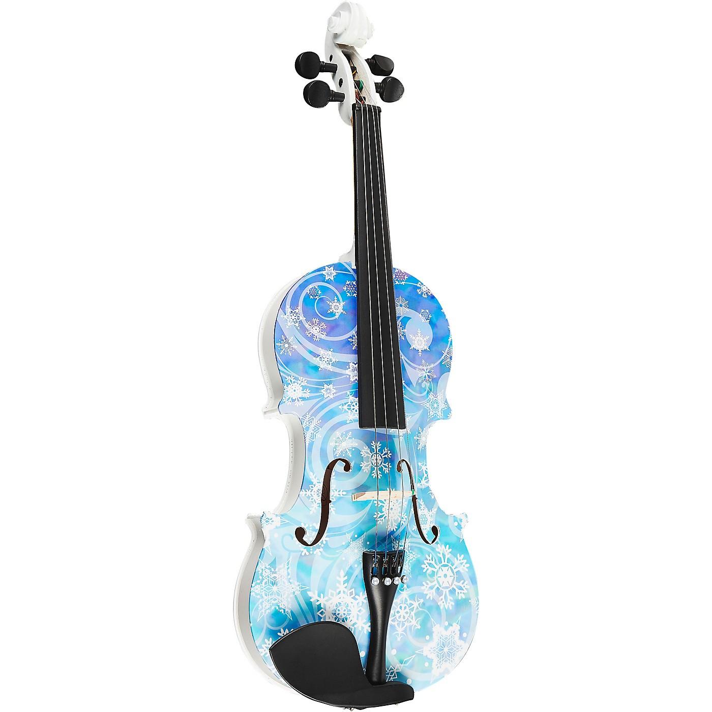 Rozanna's Violins Snowflake Series Violin Outfit thumbnail