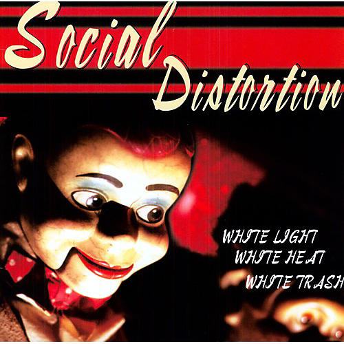 Alliance Social Distortion - White Light White Heat White Trash thumbnail