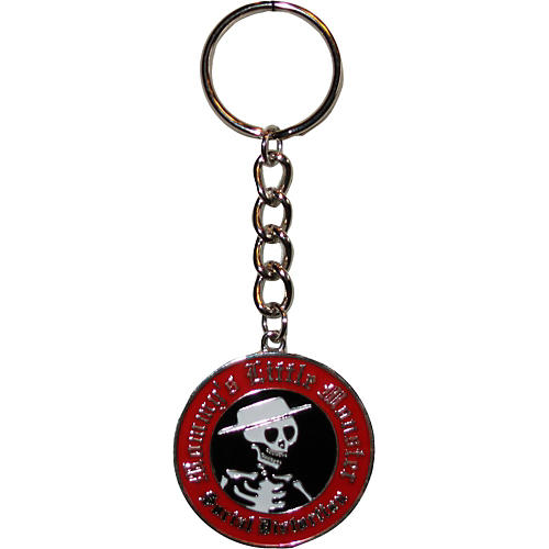 C&D Visionary Social Distortion Monster Metal Keychain thumbnail