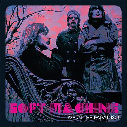 Alliance Soft Machine - Live At The Paradiso thumbnail