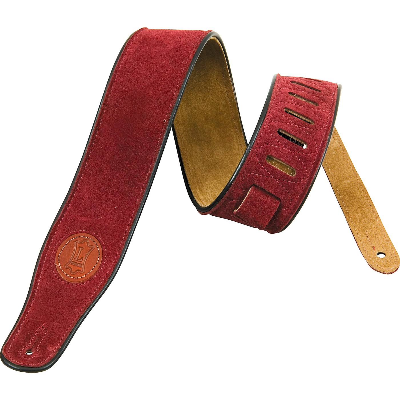 Levy's Soft Suede Guitar Strap thumbnail