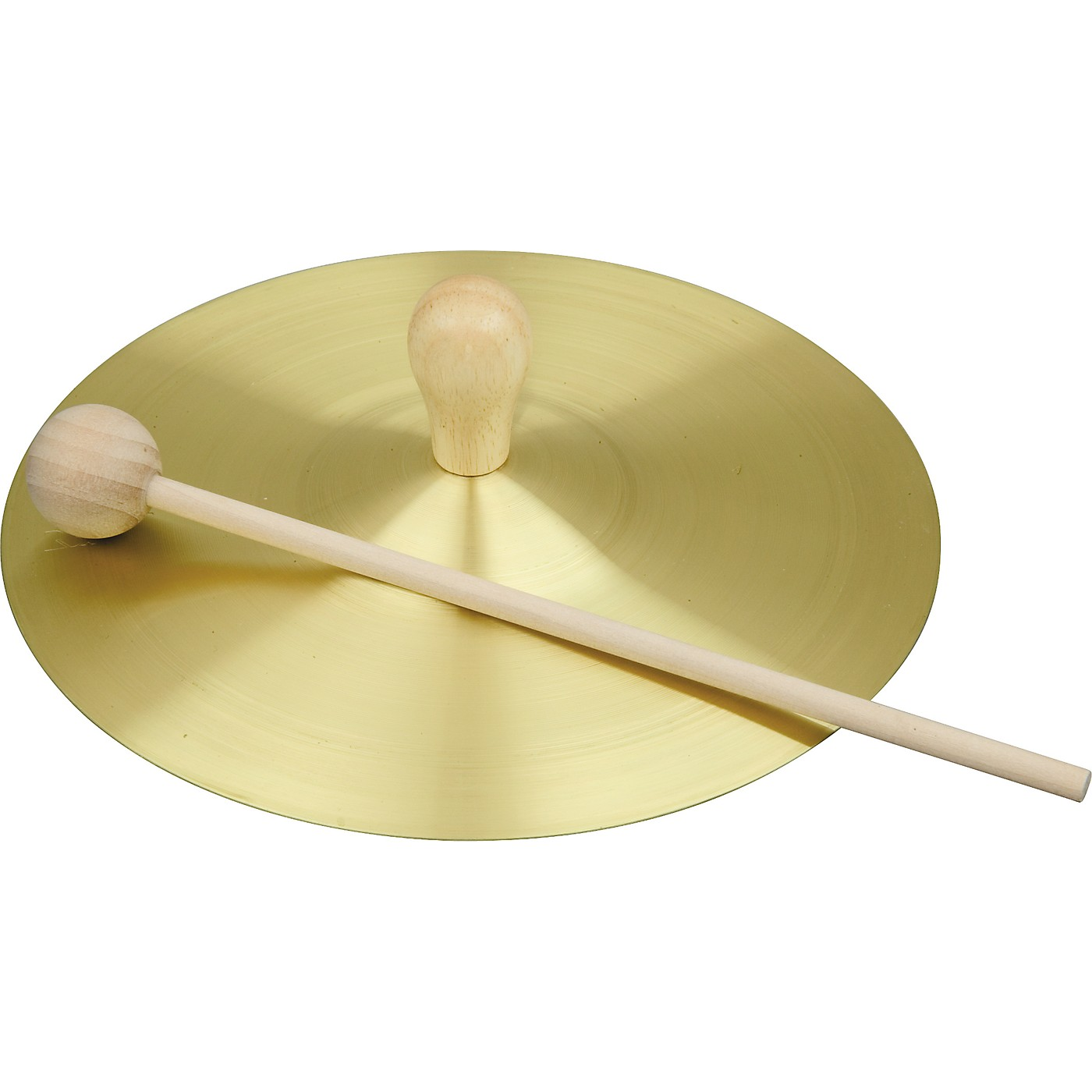Rhythm Band Solid Brass Cymbal thumbnail