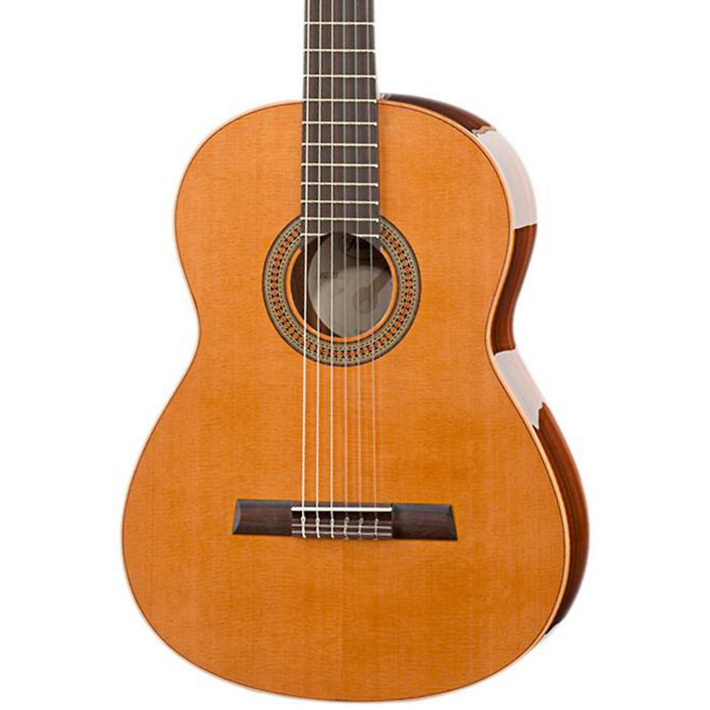 Hofner Solid Cedar Top Rosewood Body Classical Acoustic Guitar thumbnail