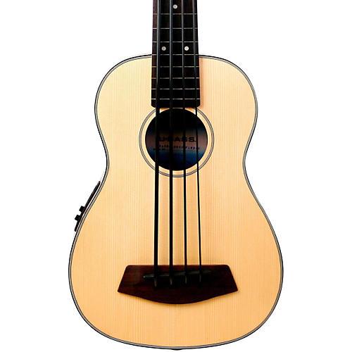 Kala Solid Top Fretless Acoustic-Electric U-Bass thumbnail