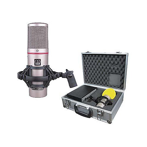 AKG SolidTube Condenser Microphone thumbnail