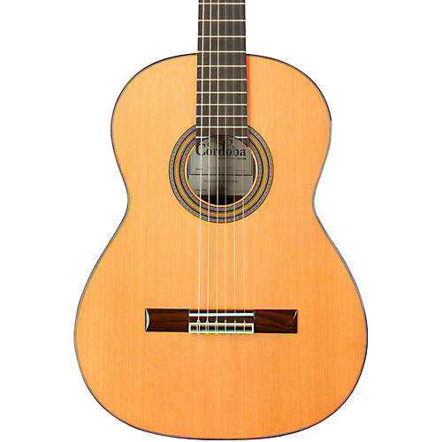 Cordoba Solista CD/IN Acoustic Nylon String Classical Guitar thumbnail