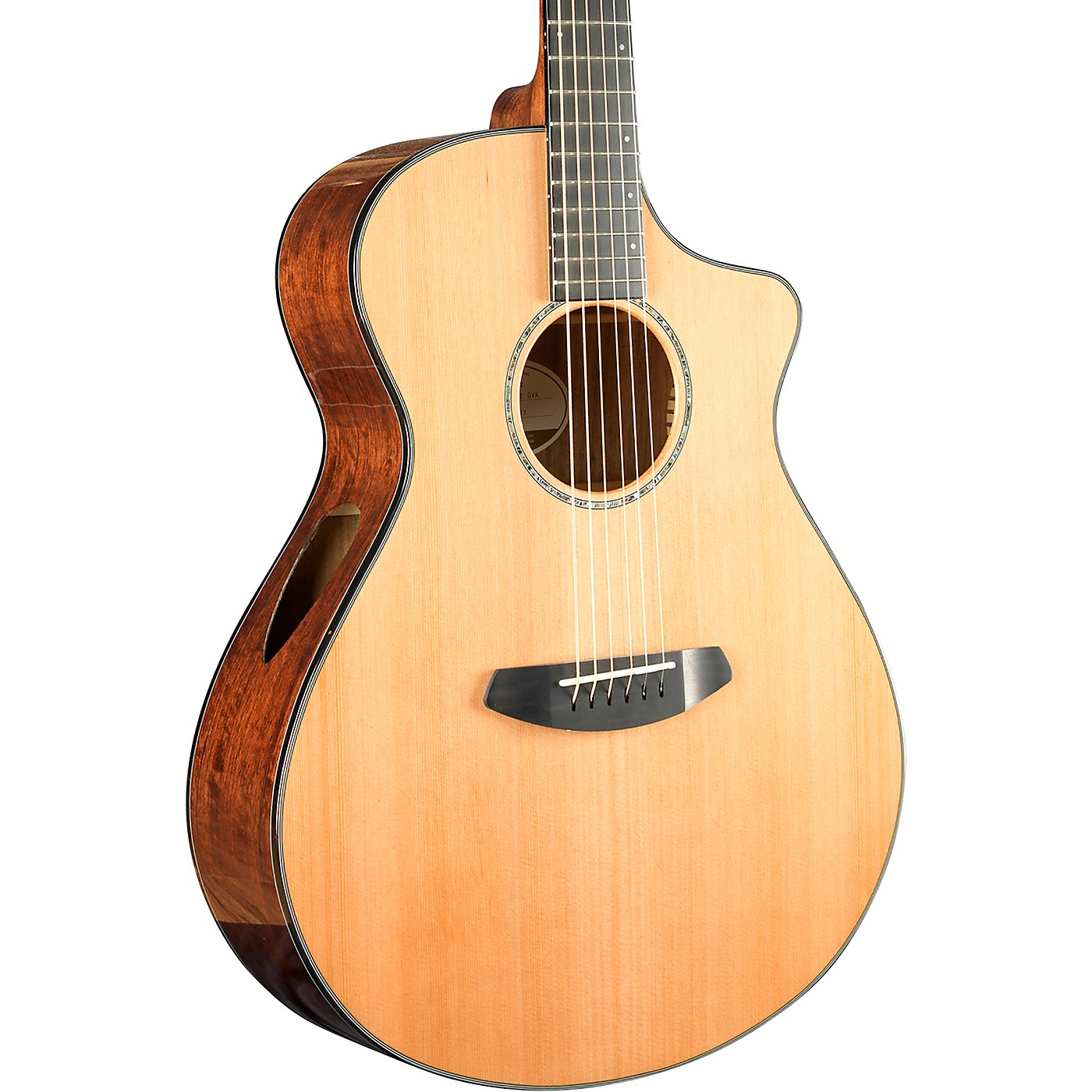 Breedlove Solo Concert Cutaway CE Acoustic-Electric Guitar thumbnail
