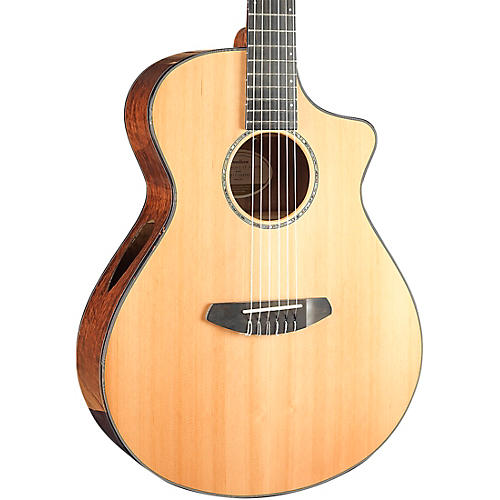 Breedlove Solo Concert Nylon String Acoustic-Electric Guitar thumbnail