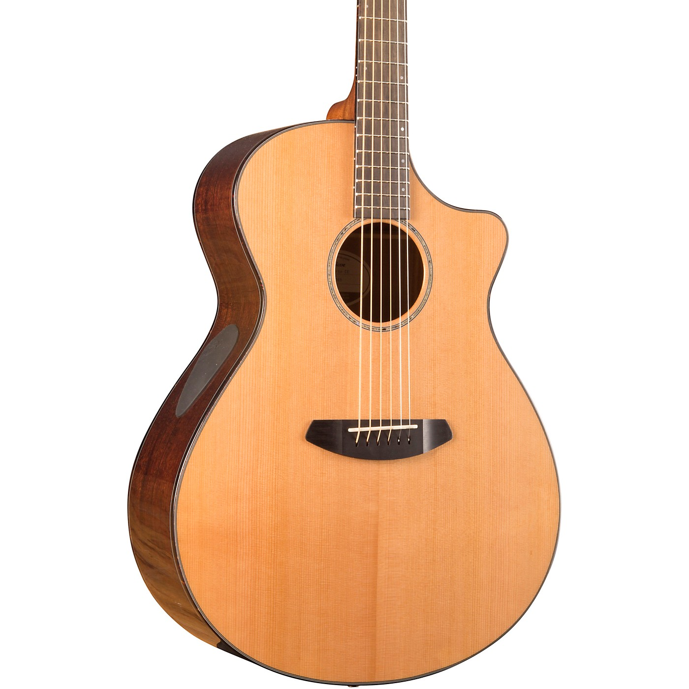 Breedlove Solo Concerto Cutaway CE Acoustic-Electric Guitar thumbnail