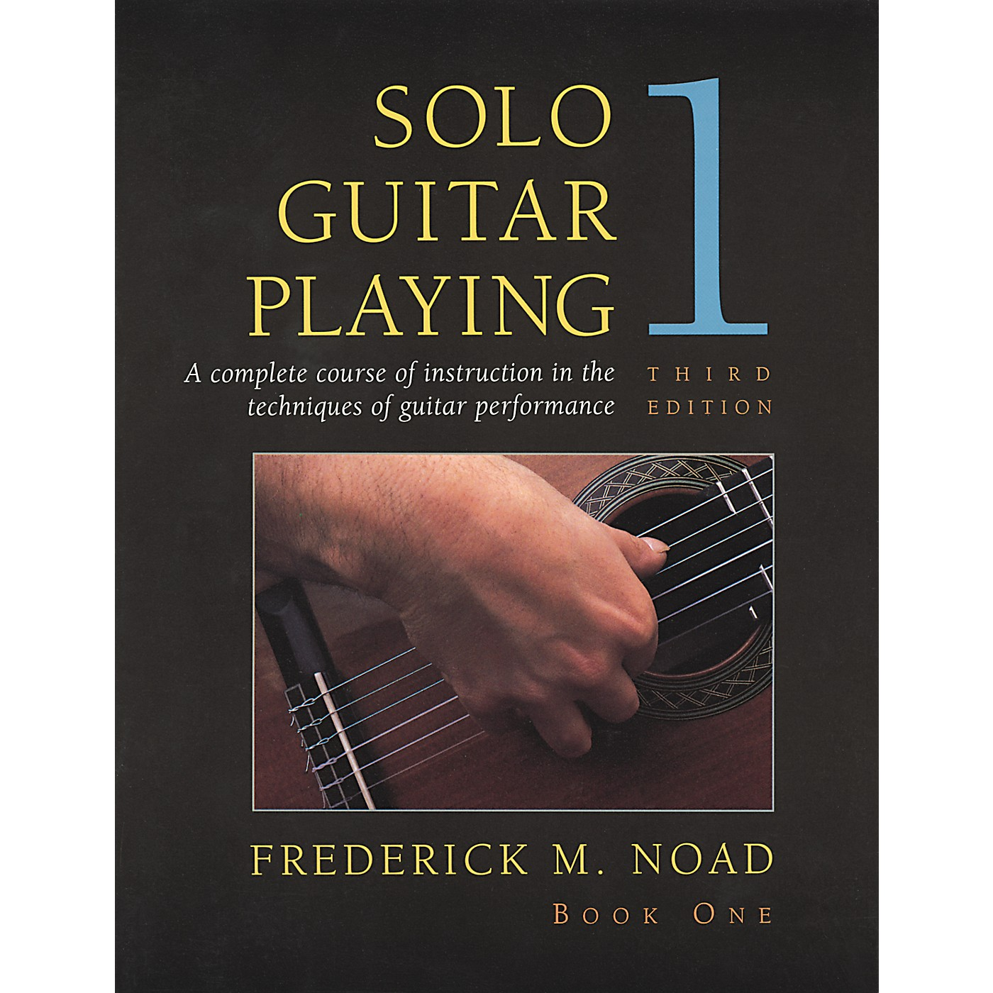 Music Sales Solo Guitar Playing Book 1 thumbnail