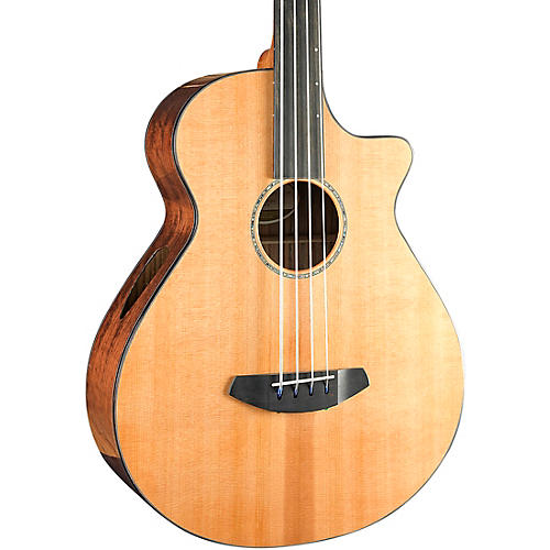 Breedlove Solo Jumbo Bass Acoustic-Electric Guitar thumbnail