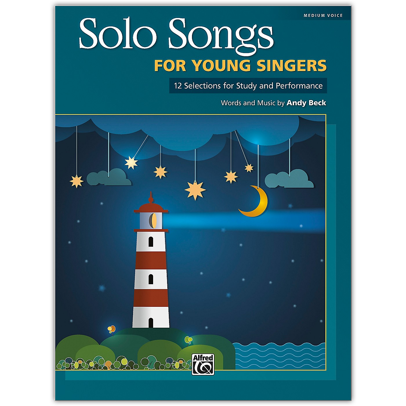 Alfred Solo Songs for Young Singers Book thumbnail