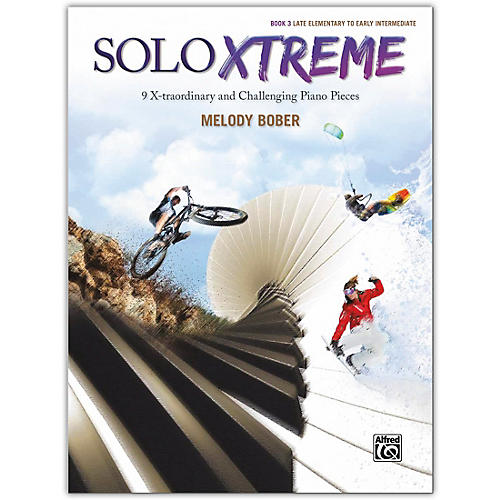 Alfred Solo Xtreme, Book 3 Late Elementary / Early Intermediate thumbnail