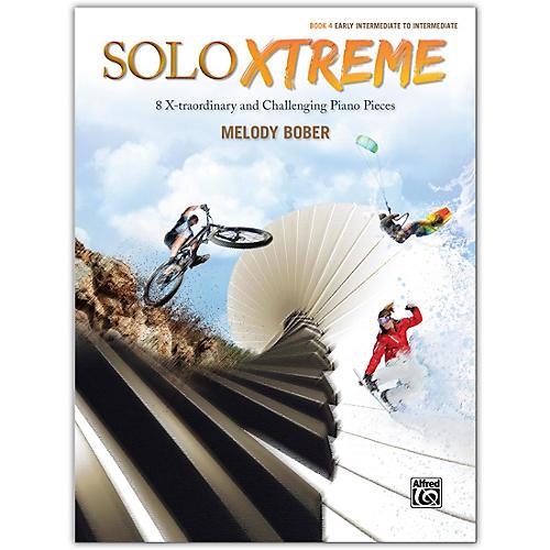 Alfred Solo Xtreme, Book 4 Early Intermediate / Intermediate thumbnail