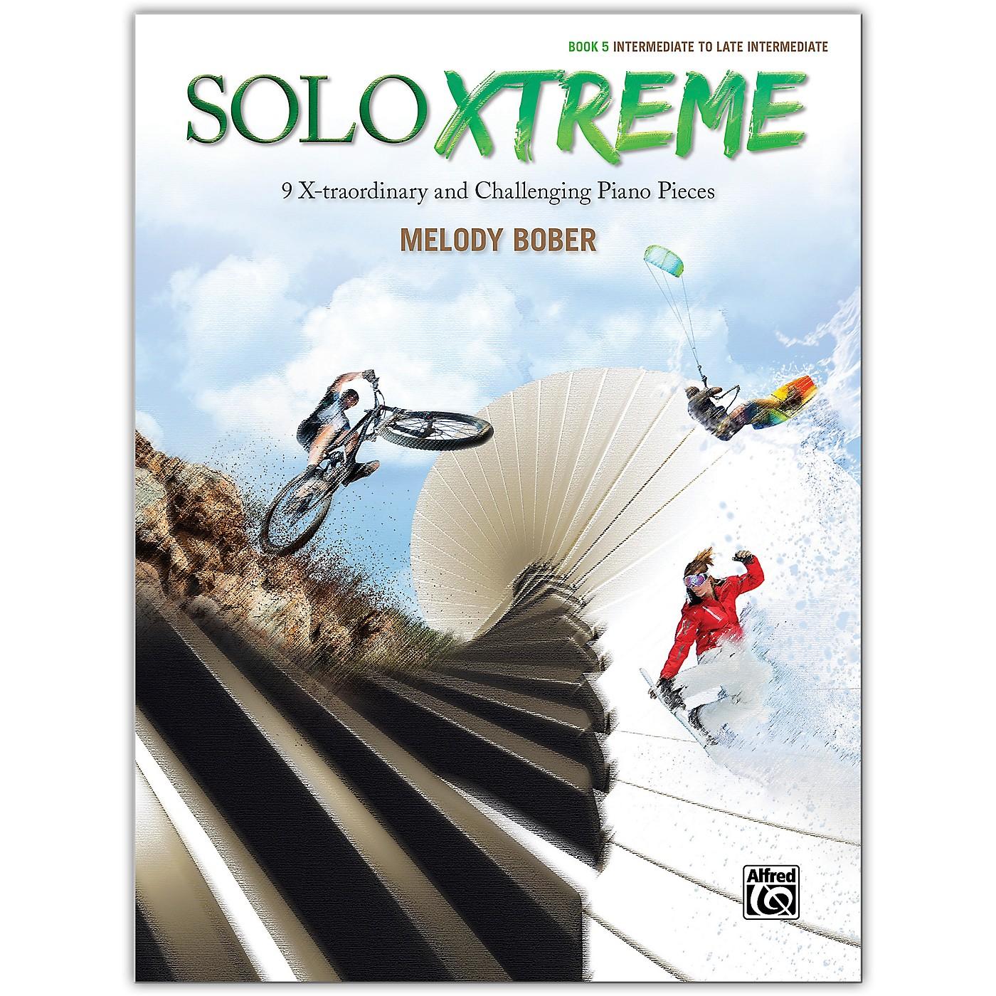 Alfred Solo Xtreme, Book 5 Intermediate / Late Intermediate thumbnail