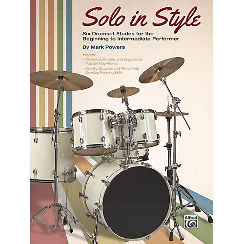 Alfred Solo in Style Book thumbnail