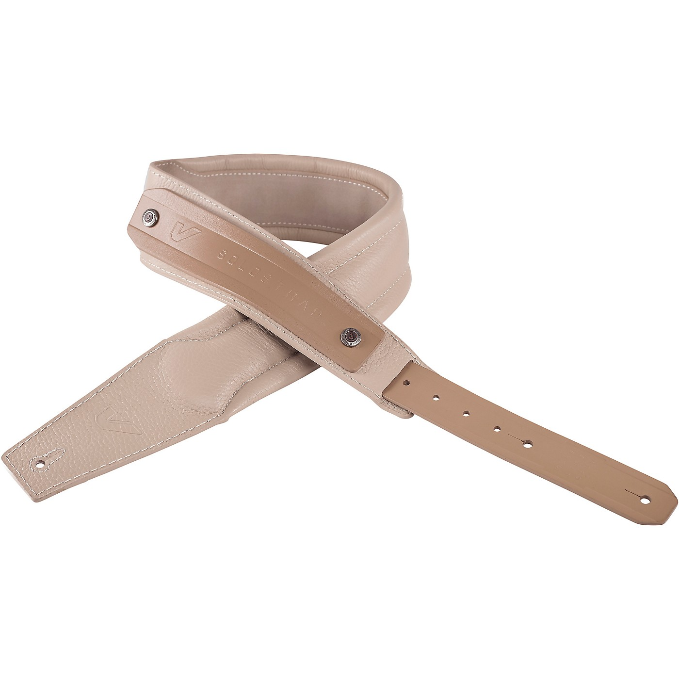 Gruv Gear SoloStrap Premium Leather Guitar/Bass Strap thumbnail