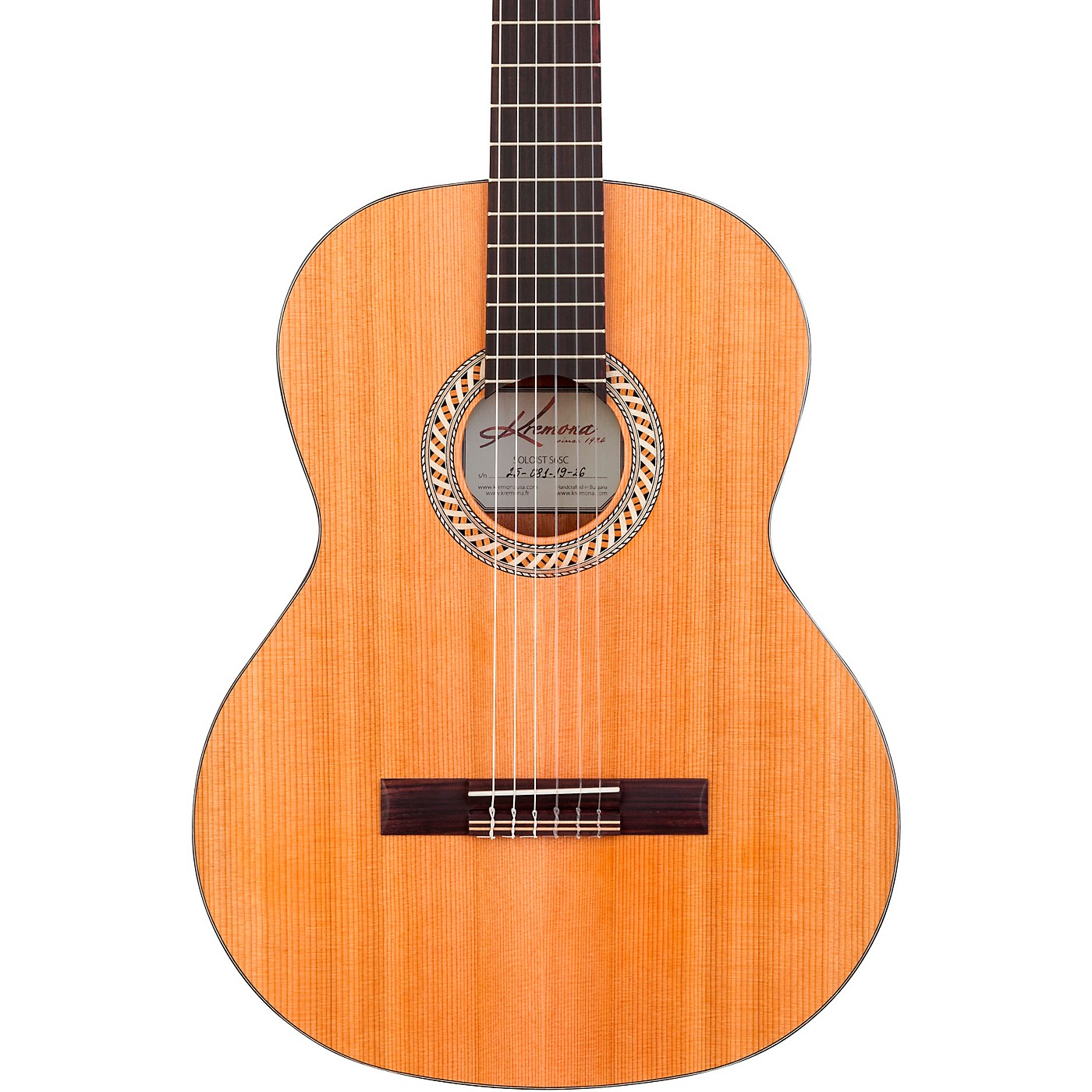 Kremona Soloist S65C Classical Acoustic Guitar thumbnail