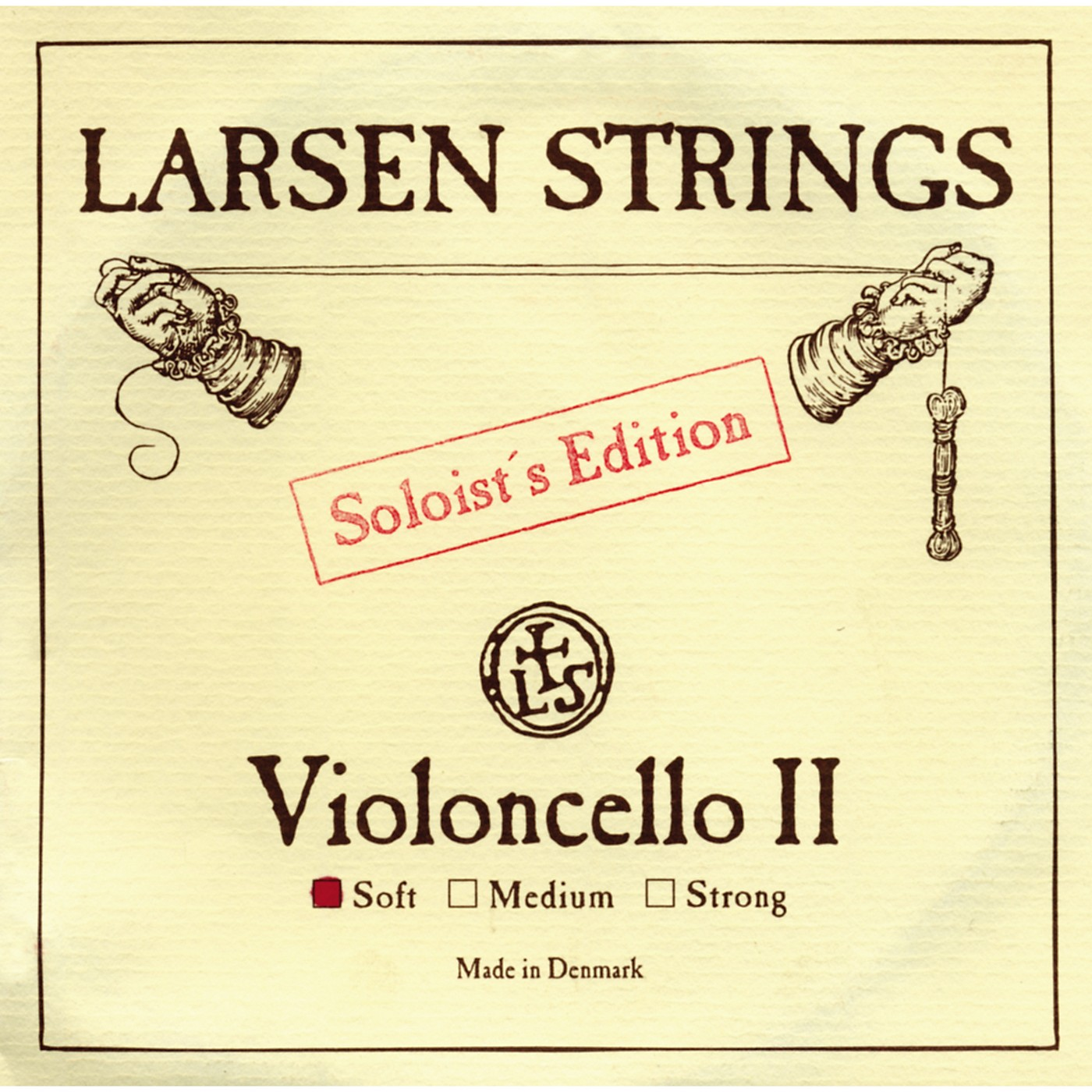 Larsen Strings Soloist Series Cello Strings thumbnail
