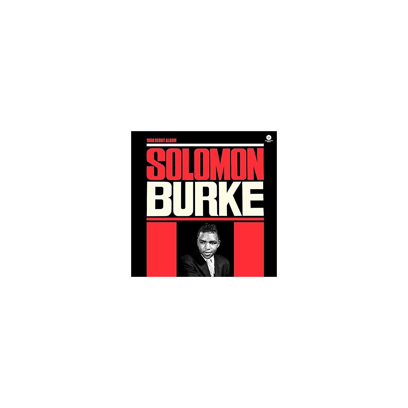 Alliance Solomon Burke - Solomon Burke (1960 Debut Album) thumbnail